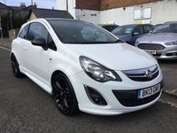 2013 VAUXHALL CORSA 1.2 LIMITED EDITION 3d 83 BHP £5300.00