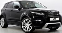 USED 2015 15 LAND ROVER RANGE ROVER EVOQUE 2.2 SD4 Dynamic AWD 5dr Auto [9] Pan Roof, Reverse Cam, Sat Nav