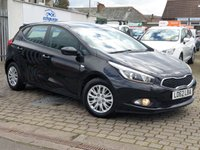 USED 2012 62 KIA CEED 1.6 CRDI 1 ECODYNAMICS 5d 126 BHP PLEASE CALL IF YOU CANT SEE WHAT YOU ARE AFTER . WE WILL CHECK OUR OTHER BRANCHES FOR YOU . WE HAVE OVER 100 CARS IN GROUP STOCK