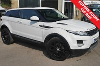USED 2014 64 LAND ROVER RANGE ROVER EVOQUE 2.2 SD4 PURE TECH 3d AUTO 190 BHP