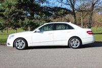 USED 2012 62 MERCEDES-BENZ E CLASS 2.1 E220 CDI BLUEEFFICIENCY S/S AVANTGARDE 4d AUTO 170 BHP