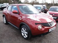 USED 2012 12 NISSAN JUKE 1.6 ACENTA 5d 117 BHP ****Great Value economical family car with excellent service history, drives superbly****