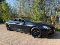 2011 BMW 6 SERIES 3.0 640I SE 2d AUTO 316 BHP £16495.00