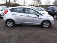 USED 2011 61 FORD FIESTA 1.2 ZETEC 5d 81 BHP ****Great Value economical family car with excellent service history, drives superbly****
