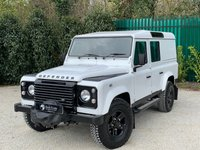 USED 2015 15 LAND ROVER DEFENDER 110 2.2 TD XS UTILITY WAGON 1d 122 BHP