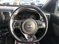 USED 2016 16 KIA SPORTAGE 1.6 GT-LINE 5d 174 BHP