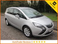 USED 2015 65 VAUXHALL ZAFIRA TOURER 1.6 DESIGN CDTI ECOFLEX S/S 5d 134 BHP, *ULEZ COMPLIANT*EURO 6* Very Nice One Owner Vauxhall Zafira Tourer Design Edition with Seven Seats, Air Conditioning,  Cruise Control, Alloy Wheels and Vauxhall Service History. This Vehicle is ULEZ Compliant with a EURO 6 Rated Engine
