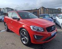 2014 VOLVO XC60 2.0 D4 R-DESIGN 5d AUTO 178 BHP £13995.00