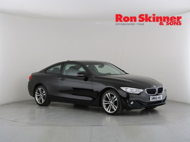 View our 2015 65 BMW 4 SERIES 2.0 420D XDRIVE SPORT 2d 188 BHP