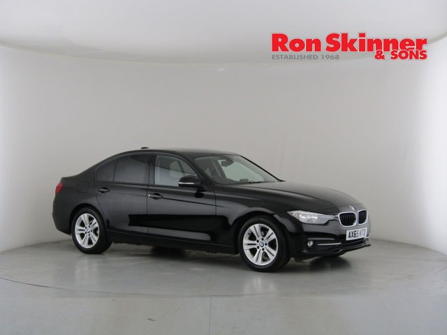 View our 2015 65 BMW 3 SERIES 2.0 318D SPORT 4d 148 BHP