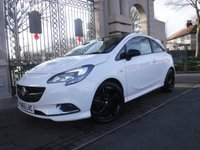 USED 2015 65 VAUXHALL CORSA 1.4 LIMITED EDITION 3d 89 BHP ****FINANCE ARRANGED****PART EXCHANGE WELCOME***DAB RADIO* CRUISE* BLUETOOTH* ONSTAR* PRIVACY GLASS* CLIMATE* AC* AUX