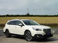 USED 2015 65 SUBARU OUTBACK 2.0 D SE PREMIUM 5d AUTO 150 BHP ONE OWNER, FULL SUBARU SERVICE HISTORY