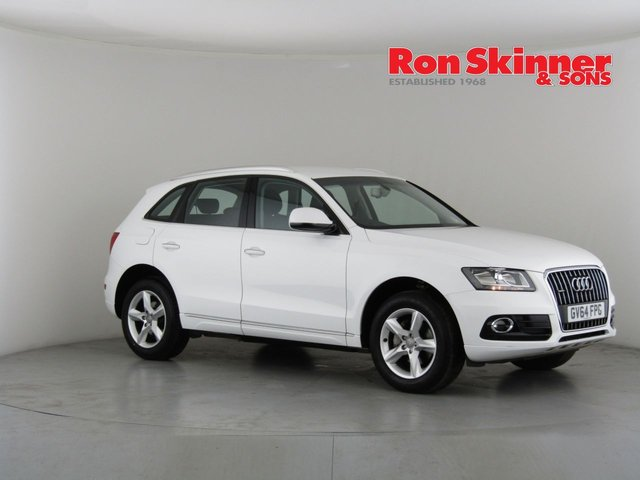View our 2015 64 AUDI Q5 2.0 TDI QUATTRO SE START/STOP 5d 148 BHP