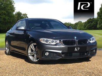 2014 BMW 4 SERIES 2.0 420D M SPORT 2d AUTO 181 BHP £16990.00