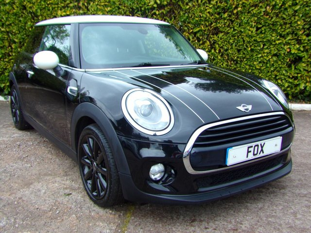 2016 Mini Hatch Cooper Cooper D 8475