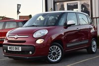 USED 2013 13 FIAT 500L 1.2 MULTIJET LOUNGE 5d 85 BHP Full Service History With 4 Stamps