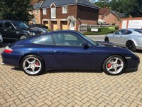 USED 2002 02 PORSCHE 996 3.6 C 4 Coupe FULL LEATHER+MANUAL+H/S+RCL+ELECTRIC ROOF