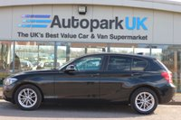 2013 BMW 1 SERIES 2.0 118D SE 5d 141 BHP £8895.00