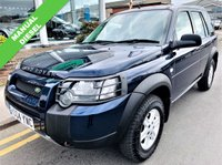 USED 2004 04 LAND ROVER FREELANDER 2.0 TD4 S STATION WAGON 5d 110 BHP