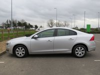 USED 2014 14 VOLVO S60 1.6 D2 BUSINESS EDITION 4d 113 BHP