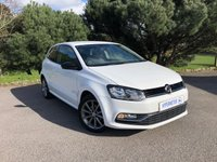 USED 2015 65 VOLKSWAGEN POLO 1.2 SE DESIGN TSI 3d One Owner | Full VW History