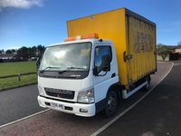 2006 MITSUBISHI CANTER 3.9 75 DAY  136 BHP  £2995.00