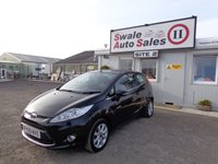 USED 2009 59 FORD FIESTA 1.2 ZETEC 81 BHP £23 PER WEEK, NO DEPOSIT - SEE FINANCE LINK