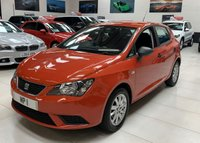USED 2016 66 SEAT IBIZA 1.0 SOL 5d 74 BHP SPECIAL EDITION HATCH