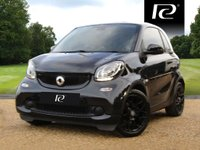 USED 2016 16 SMART FORTWO 1.0 EDITION BLACK 2d AUTO 71 BHP