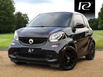 2016 SMART FORTWO 1.0 EDITION BLACK 2d AUTO 71 BHP £9990.00
