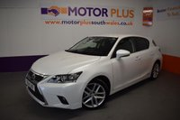 2014 LEXUS CT 1.8 200H ADVANCE 5d AUTO 134 BHP £13980.00
