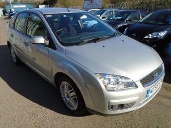 2007 FORD FOCUS 2.0 GHIA 16V 5d AUTO 144 BHP £2695.00