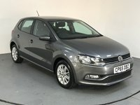 USED 2016 65 VOLKSWAGEN POLO 1.2 SE TSI DSG 5d AUTO 89 BHP AIR CONDITIONING - AUX/USB - BLUETOOTH CONNECTION - DAB RADIO - AUTOMATIC GEAR BOX - STOP/START