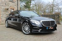 USED 2015 65 MERCEDES-BENZ S CLASS 3.0 S 350 D L AMG LINE EXECUTIVE 4d AUTO 255 BHP Executive Package, Premium Package.