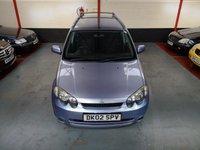 2002 HONDA HR-V 1.6 4WD 5d  £2000.00