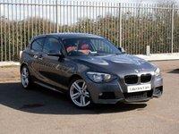 2013 BMW 1 SERIES 1.6 116I M SPORT 3d 135 BHP £10445.00