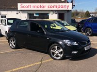 USED 2012 12 KIA CEED 1.6 3 5 door