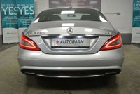 USED 2013 13 MERCEDES-BENZ CLS CLASS 2.1 CLS250 CDI SPORT AMG 4d AUTO 204 BHP SAT NAV/BLACK LEATHER/FSH BEAUTIFUL OUTSTANDING EXAMPLE