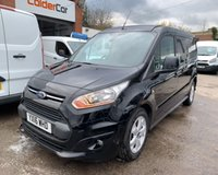 USED 2016 16 FORD TRANSIT CONNECT 1.6 240 LIMITED P/V 1d 114 BHP fantastic condition