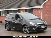 USED 2014 14 VAUXHALL ZAFIRA TOURER 2.0 CDTI SRI (ONLY 42,000 MILES) 5dr FULL VAUXHALL SERVICE HISTORY / ONLY 42,000 MILES