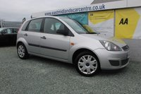 2006 FORD FIESTA 1.4 STYLE CLIMATE 16V 5d 78 BHP PETROL