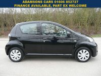 USED 2013 63 TOYOTA AYGO 1.0 VVT-I MOVE 5d 68 BHP Low Miles,Sat Nav,New Mot,Leather,Superb Car