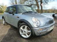 2004 MINI HATCH COOPER 1.6 COOPER 3d AUTO 114 BHP £SOLD