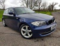 2010 BMW 1 SERIES 2.0 118D SE 5d 141 BHP £3750.00