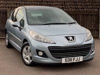 2011 PEUGEOT 207 1.4 ENVY 3d 74 BHP £3495.00