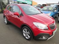 USED 2014 14 VAUXHALL MOKKA TECH LINE CDTI S/S 4X4 1.7CDTI CALL 01543 379066... 12 MONTHS MOT... 6 MONTHS WARRANTY... DIESEL... JUST ARRIVED