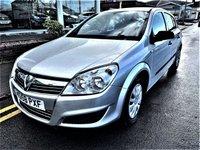 2008 VAUXHALL ASTRA Vauxhall Astra Life A/C AUTO 140 BHP  £1495.00