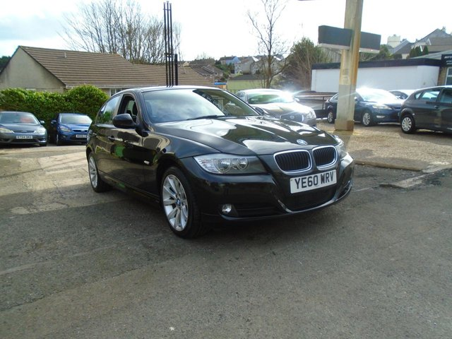 View our BMW 318d