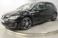 USED 2016 16 VOLKSWAGEN GOLF 2.0 GTD 5d 181 BHP
