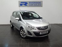 USED 2013 13 VAUXHALL CORSA 1.2 ACTIVE AC 5d 83 BHP